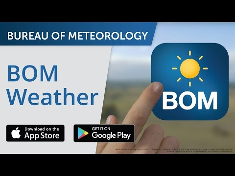 BOM Weather Smartphone App