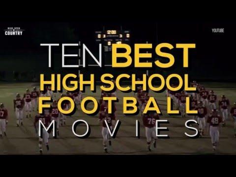 Top 10 High School Football Movies