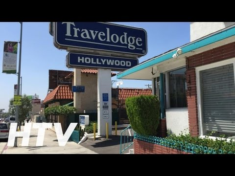 Hollywood Travelodge, Motel En Los Angeles