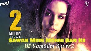 Saawan Mein Remix Ft Falguni Pathak   DJ SAINI ROCKS