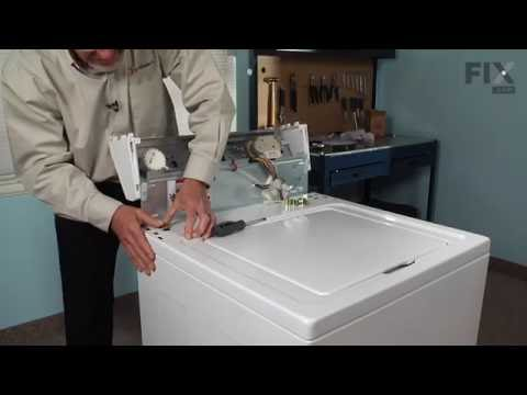 Whirlpool Washer Repair– How to replace the Water Inlet Valve