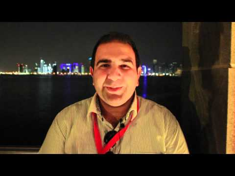 37 Yahay Al Abdeli - Create peace by inviting people - Ideas worth spreading - TEDxSummit 2012