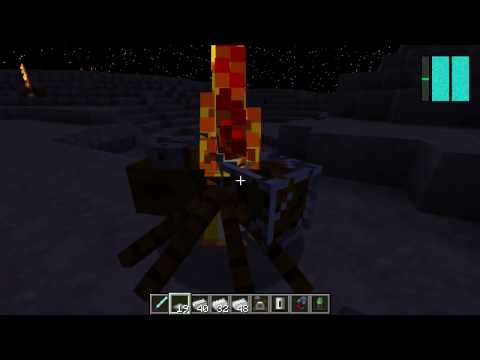 Minecraft 1.7.10 MOD Review - GalactiCraft and Galaxy ...
