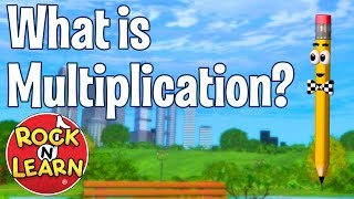 What is Multiplication? | MuĮtiplication Concepts for Kids | Rock 'N Learn