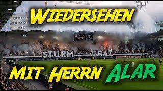 Wiedersehen mit Herrn Alar | SK Sturm Graz - SK Rapid Wien 1:1 - 02.09.2018, Bundesliga 2018/19