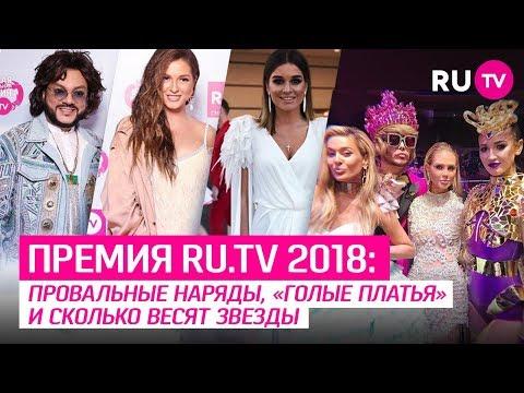 Премия RU.TV 2018: