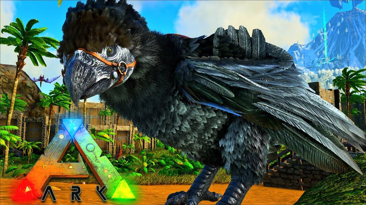 ARGENTAVIS & ANKYLO TAMING! - S+ ITEM COLLECTOR! - S+ ...