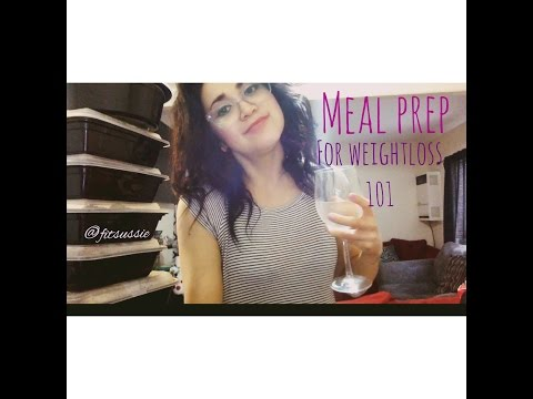 Meal prepping [the basics] + how i pack my lunch [meatless Monday]