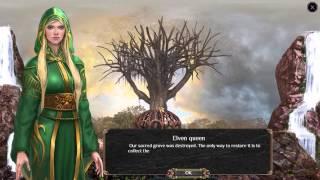 The Far Kingdoms Sacred Grove Solitaire