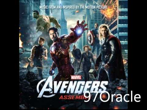 Marvel's The Avengers Soundtrack: 8 Bush - Into the Blue Free MP3 Download