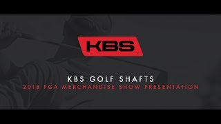 Golf Club Fitting - KBS Tour Iron Shafts 2018