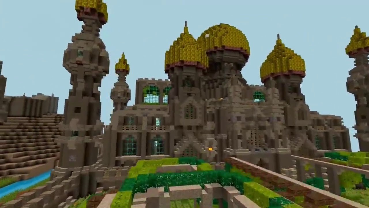RealmCraft Survival Craft with Minecraft Skins Exporter - YouTube