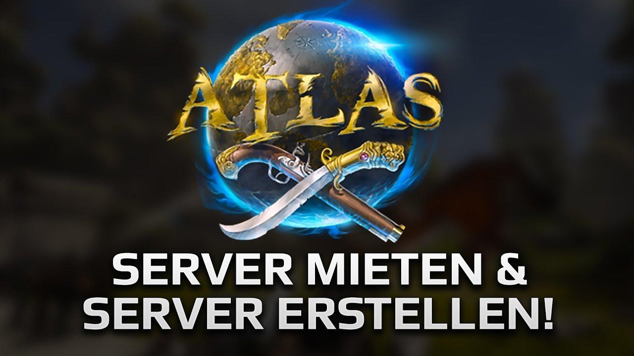Atlas Gameserver Configuration