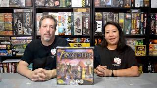 Unboxing of 7 Wonders by Repos Production