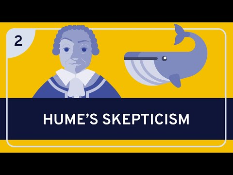 Epistemology: Hume's Skepticism and Induction Part 2