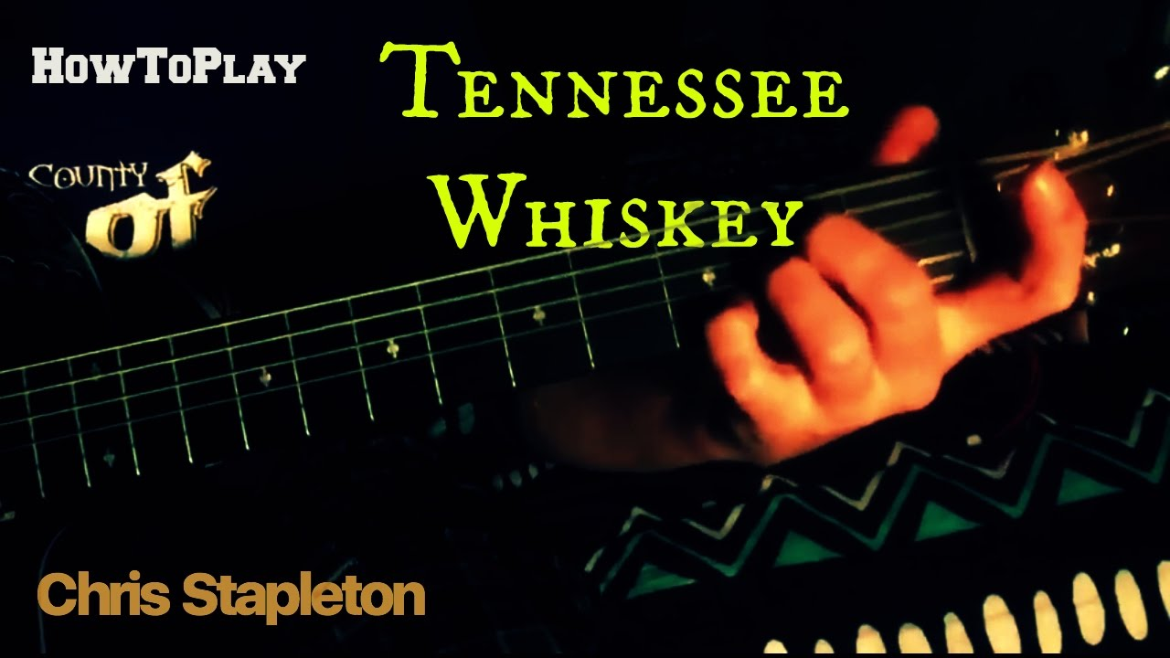 Guitar chords to whiskey