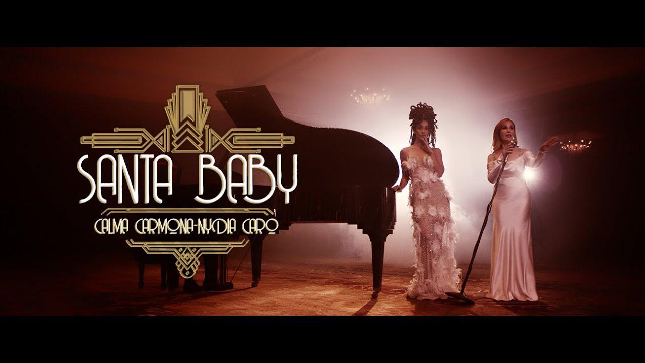 Calma Carmona & Nydia Caro - (Santa Baby Cover)