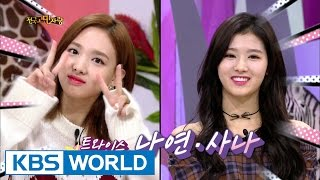 Video Hello Counselor - Kim Sungkyung, Nayeon, Sana [ENG/THAI/2016.10.31] download MP3, 3GP, MP4, WEBM, AVI, FLV November 2017