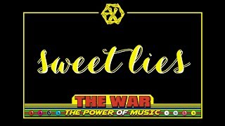 EXO (엑소) | Sweet Lies (甜蜜谎言) [chinese/pinyin/english lyrics]