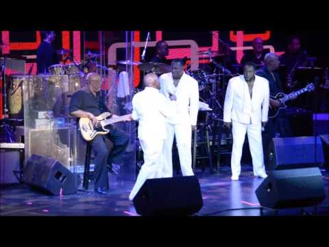 The O'Jays on the Capital Jazz SuperCruise X