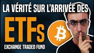Crypto : La vérité sur l'arrivée des ETFs Bitcoin !