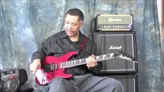 Run DMC Rock Box - Guitar Lesson
