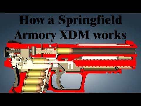 How a Springfield Armory XDM works