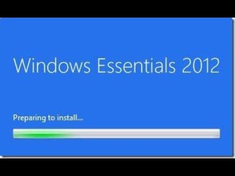 Windows Live 2012 для Windows 10. Windows Live 2012 For Windows 10.