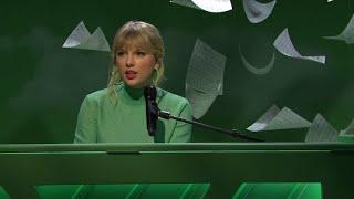 Taylor Swift - Lover on SNL 2019 Audio