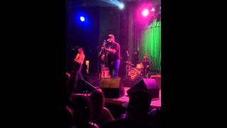 Aaron Lewis - Right Here (acoustic) live Denver 07/23/2015
