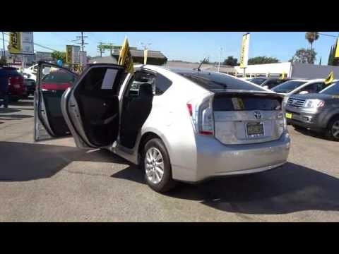 Used 2015 Toyota Prius Plug In Van Nuys CA Los Angeles, CA #370254