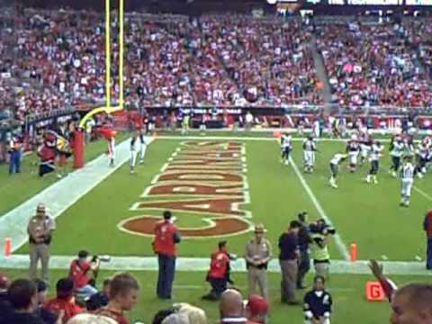 2008 Arizona Cardinals Nfc West Division Champions Early Birthday Present Youtube
