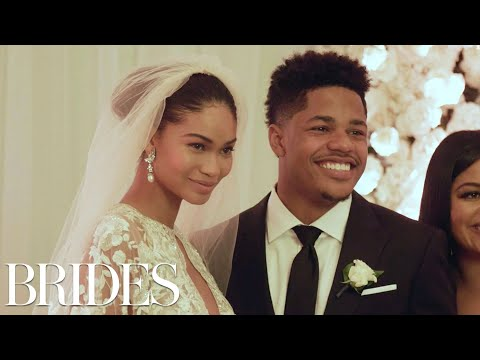 Chanel Iman And Sterling Shepard S Official Wedding Video Brides