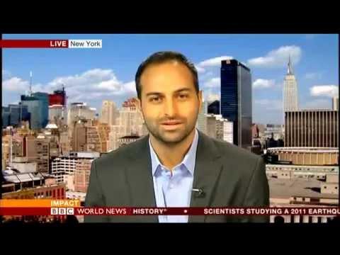 BBC World Interviews Ricken Patel on Avaaz, From YouTubeVideos
