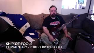 Ship Of Fools   Guitar Lesson   Robert Plant   Robert Bruce Scott