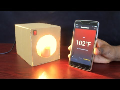 how to make room heater easy