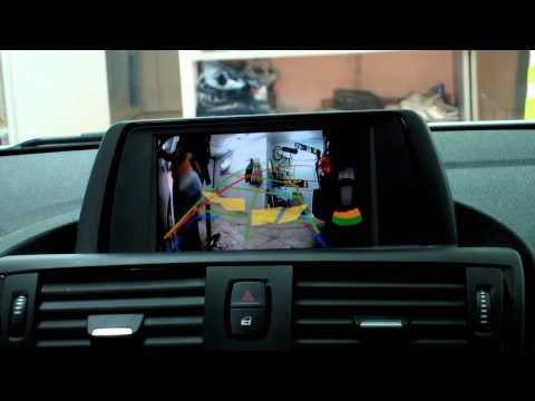 Видеоинтерфейс SMI IPAS для BMW F20-F30 серии. Парковочный ассистент.