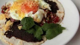 Мексиканский завтрак (Huevos motuleños)