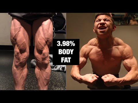 THE DIET THAT GOT ME SHREDDED.... 3.98% BODYFAT