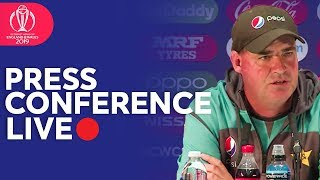 Post Match Press Conference | Pakistan vs Bangladesh | ICC Cricket World Cup 2019