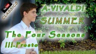 A.Vivaldi - The Four Seasons - Summer - III.Presto - Storm