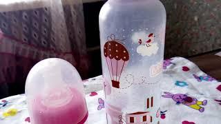 Соски бутылочки для Ксюши!Обзор