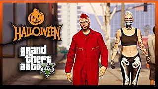 GTA 5 ONLINE HALLOWEEN 2019 MONTAGE |HD|