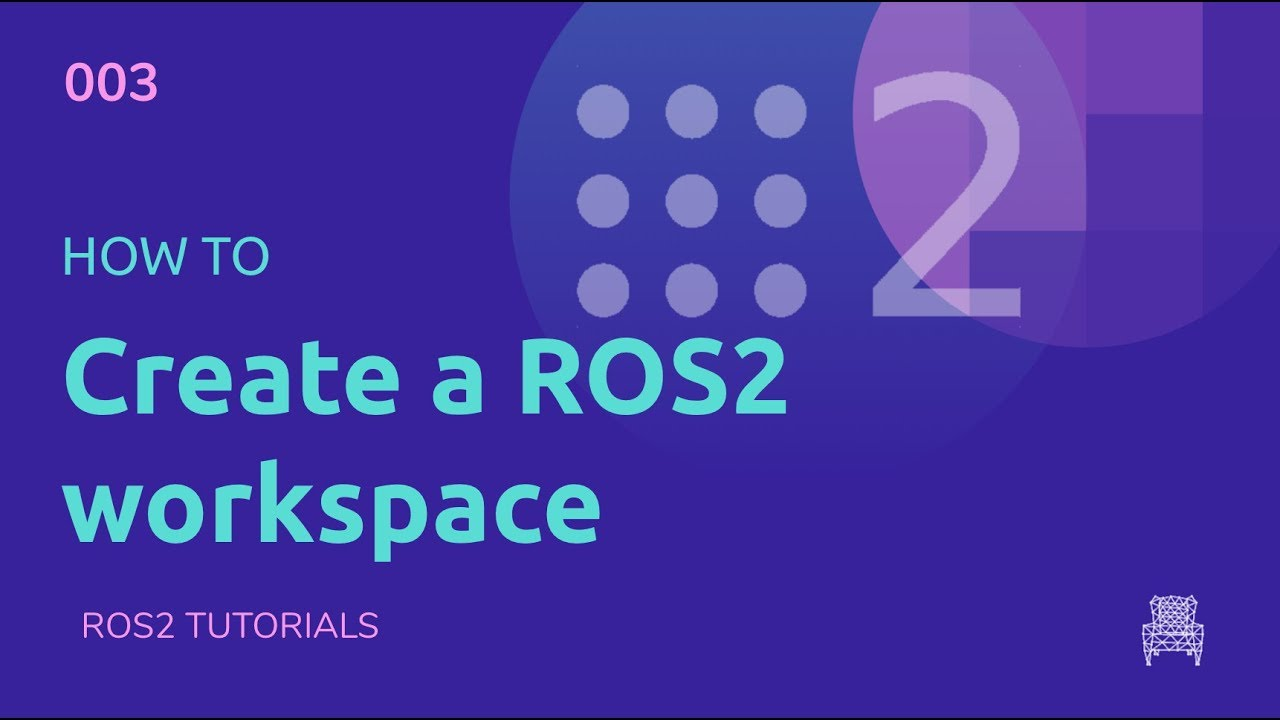 ROS2 Tutorials] How to create a ROS2 Workspace | The Construct