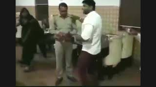 watch-bjp-councillor-thrashes-up-sub-inspector-in-meerut