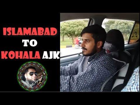 Road Trip Express Highway Islamabad to Kohala Bridge Vlog