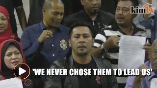 Malay NGOs: Jamal and Ali Tinju does not represent us