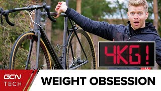 The 4.28KG Ultralight Road Bike | Building An Illegal Hyper-Bi…