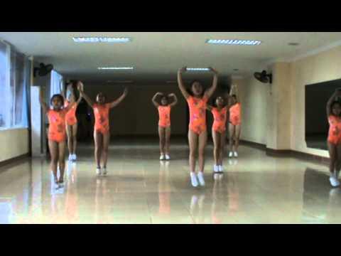 Aerobic - bài khởi động