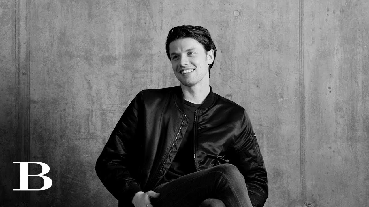 take a seat with james bay for burberry 17 years of